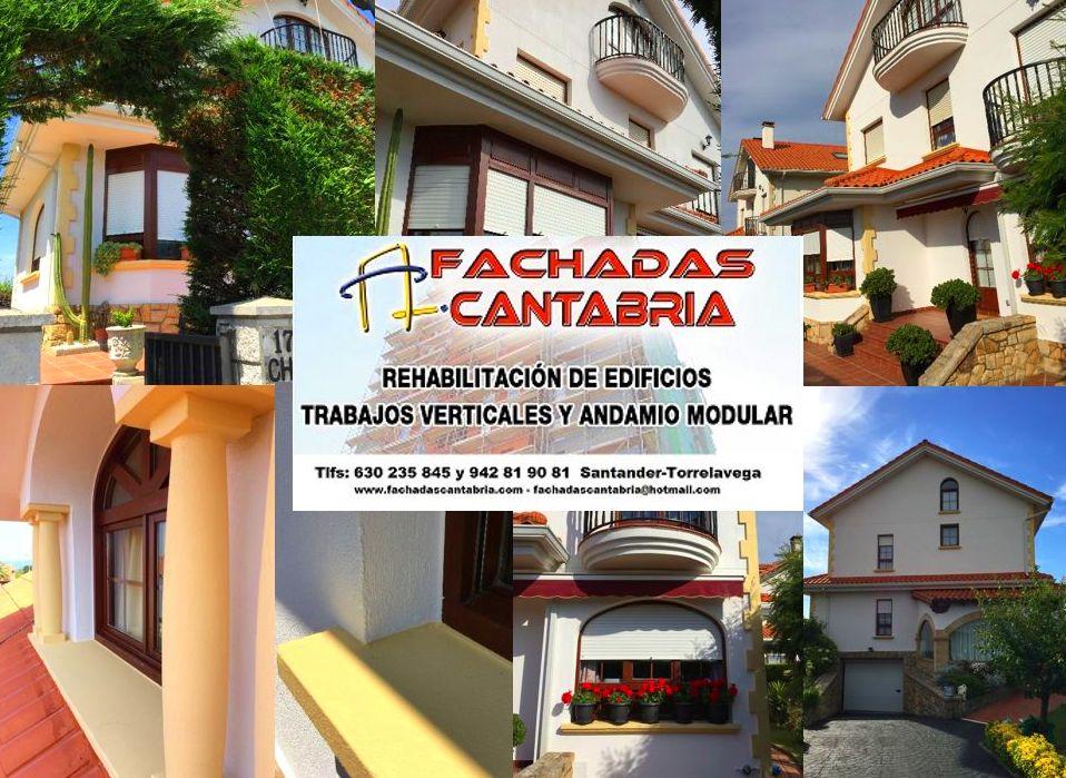 Aislamiento de corcho para fachadas en Santander