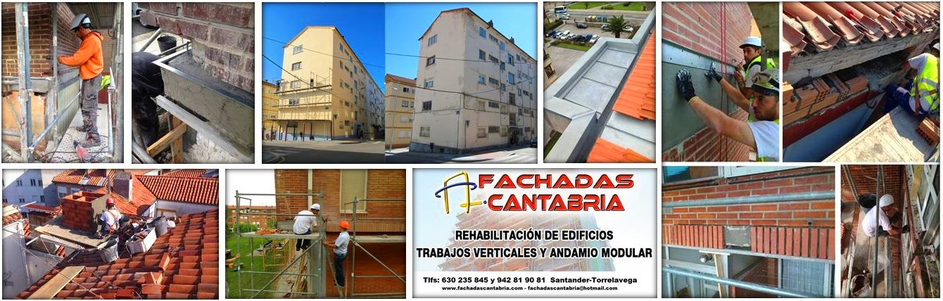 Obra en general trabajos de construcción e impermeabilización Cantabria
