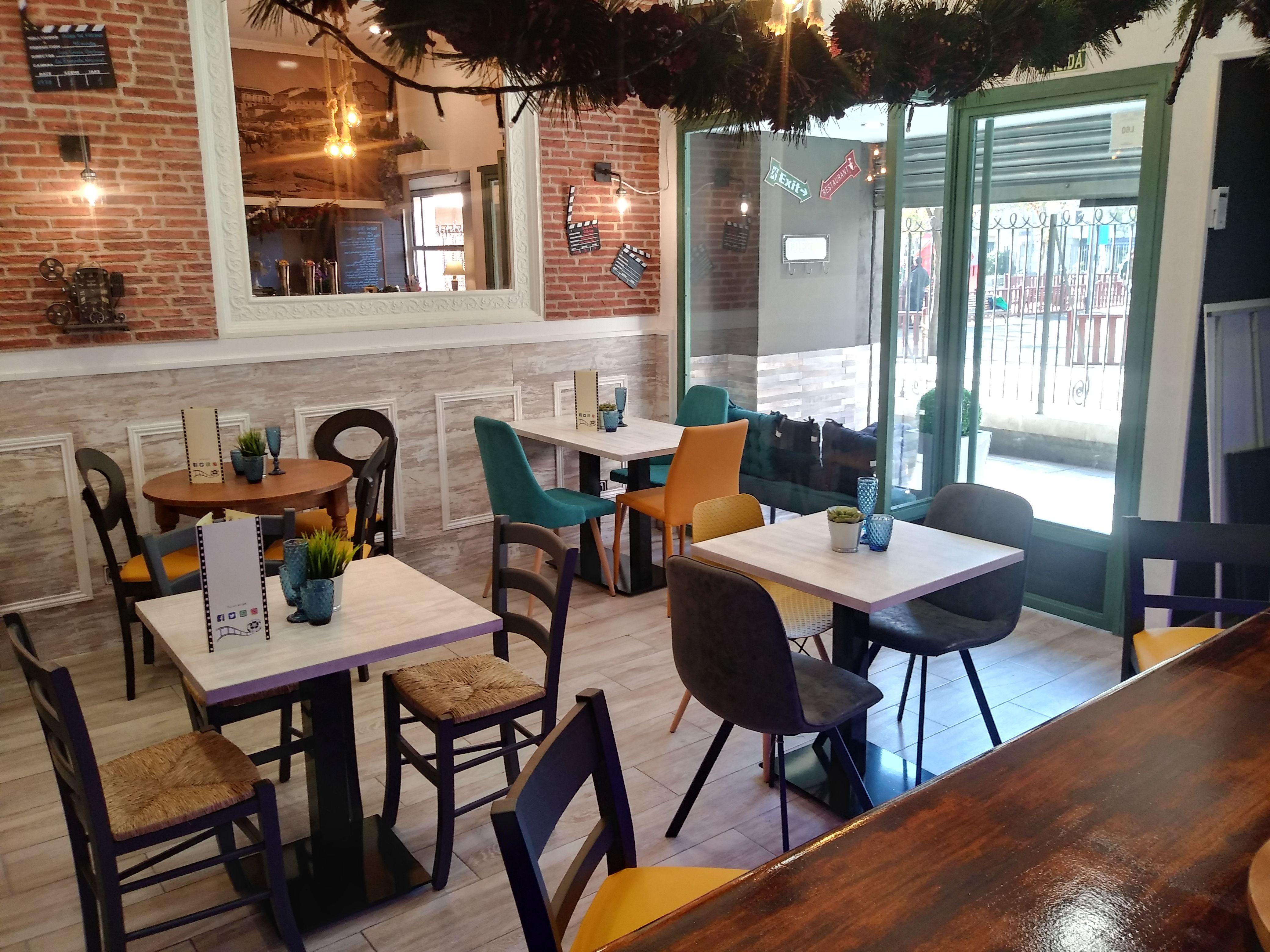 Encuéntranos en los mejores restaurantes en barrio de Salamanca, Madrid