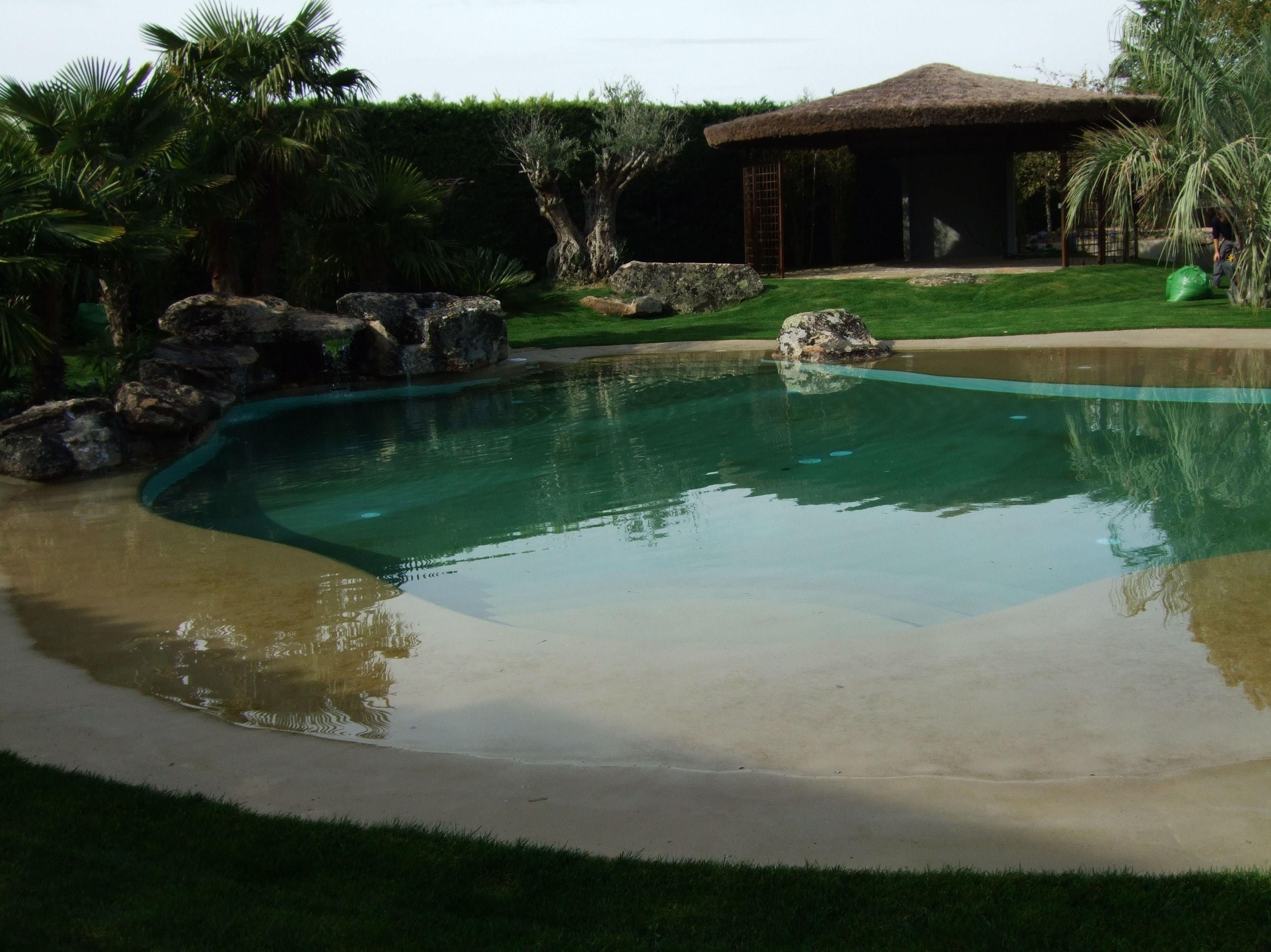 Foto 23 de Instalación de piscinas en Leganés | Lallana Pol