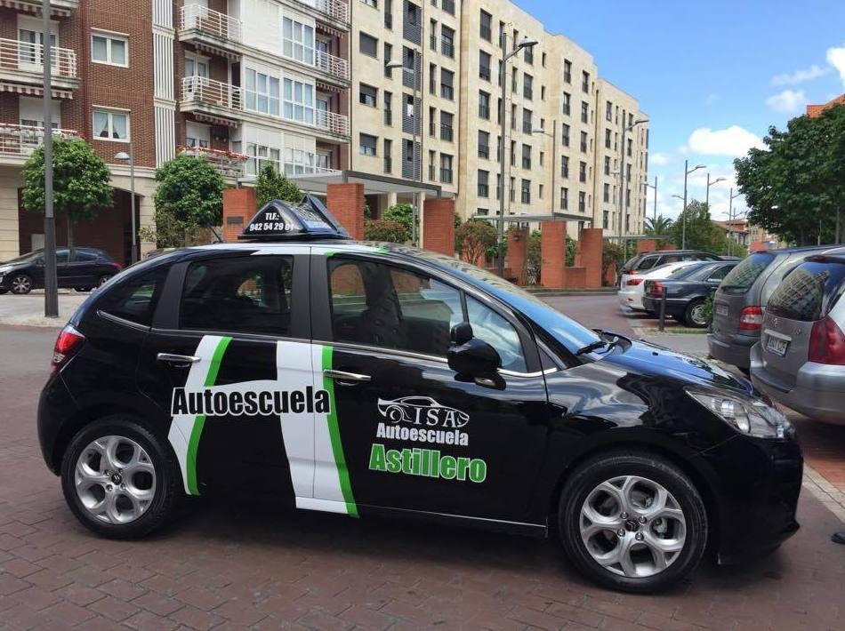 Clases prácticas: Servicios de Autoescuela Isa
