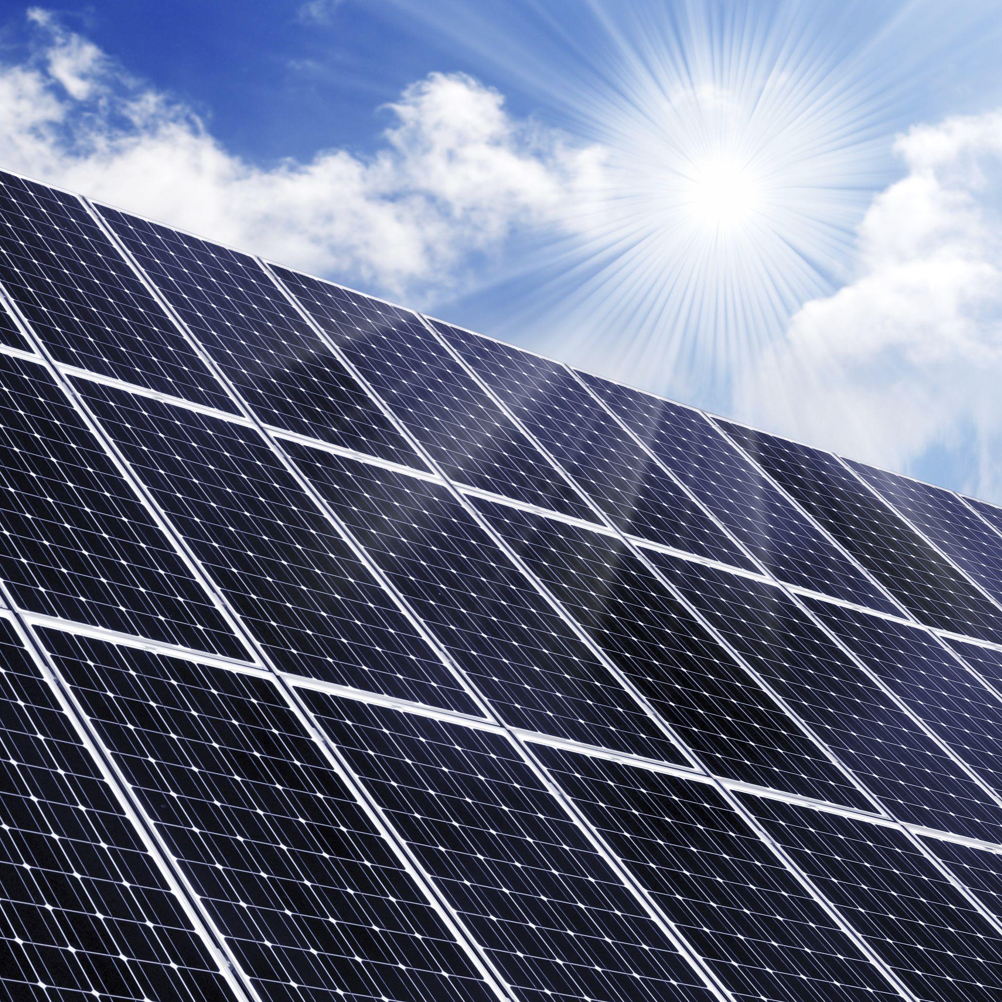 Energía solar en Huelva