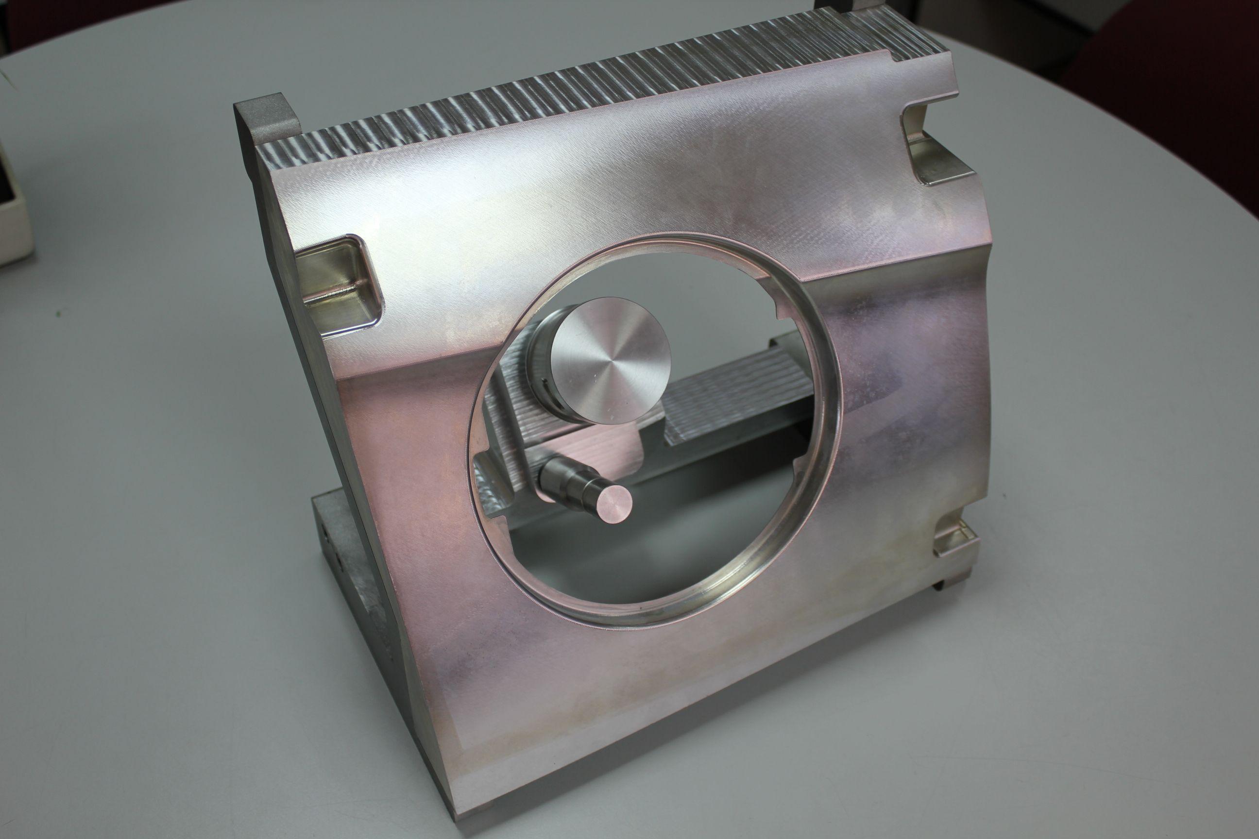 Mecanizados y prototipos: Productos y servicios de Ingeniería del Molde