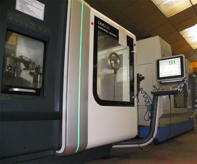 Última tecnología en la realización de moldes de aluminio
