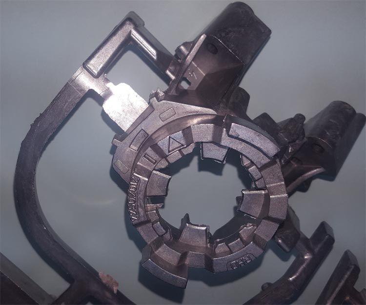Fabricación de moldes inyección de aluminio