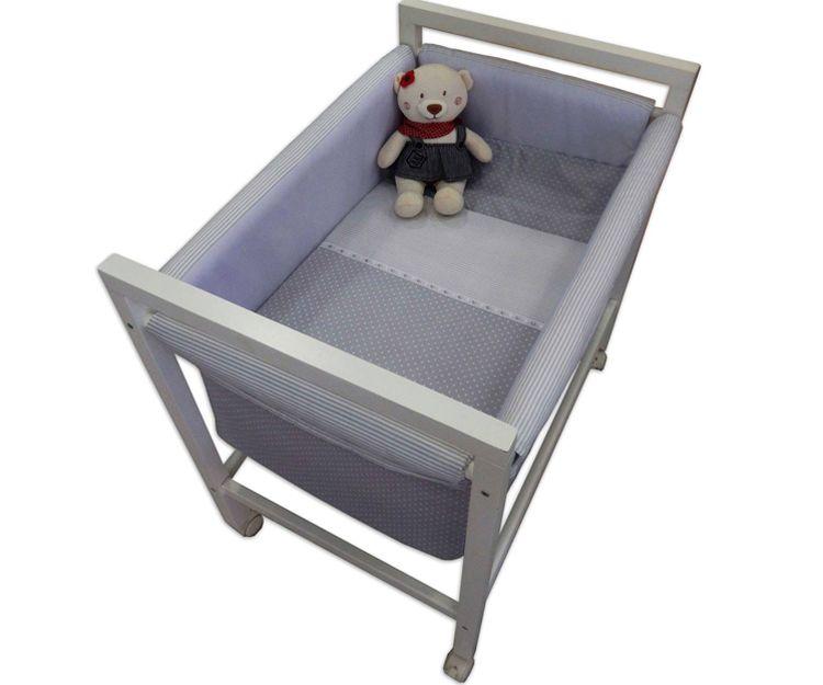 Ropa de cama para bebé hecha a mano