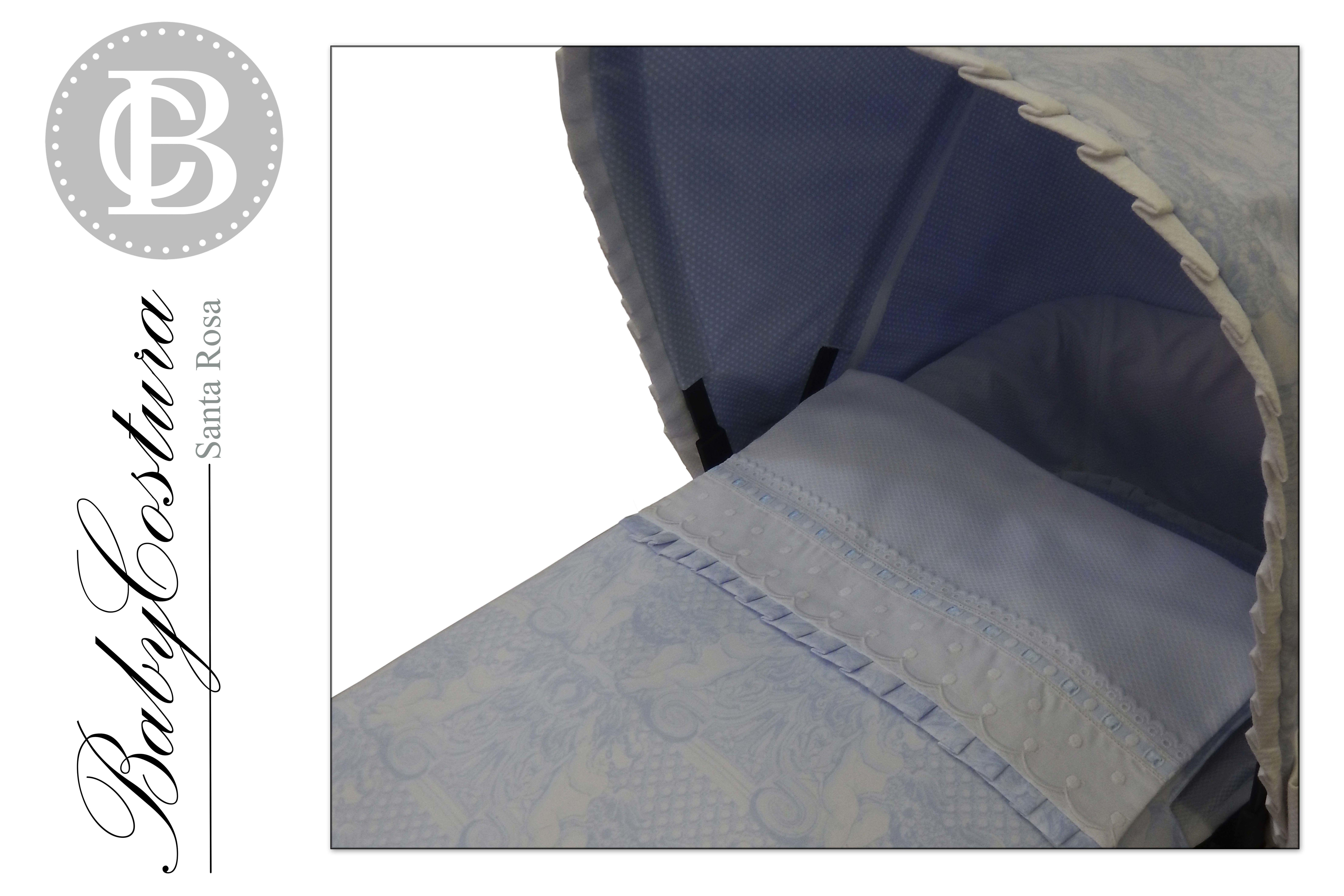 Conjunto de capota, saco e interior de capazo personalizado para Bugaboo