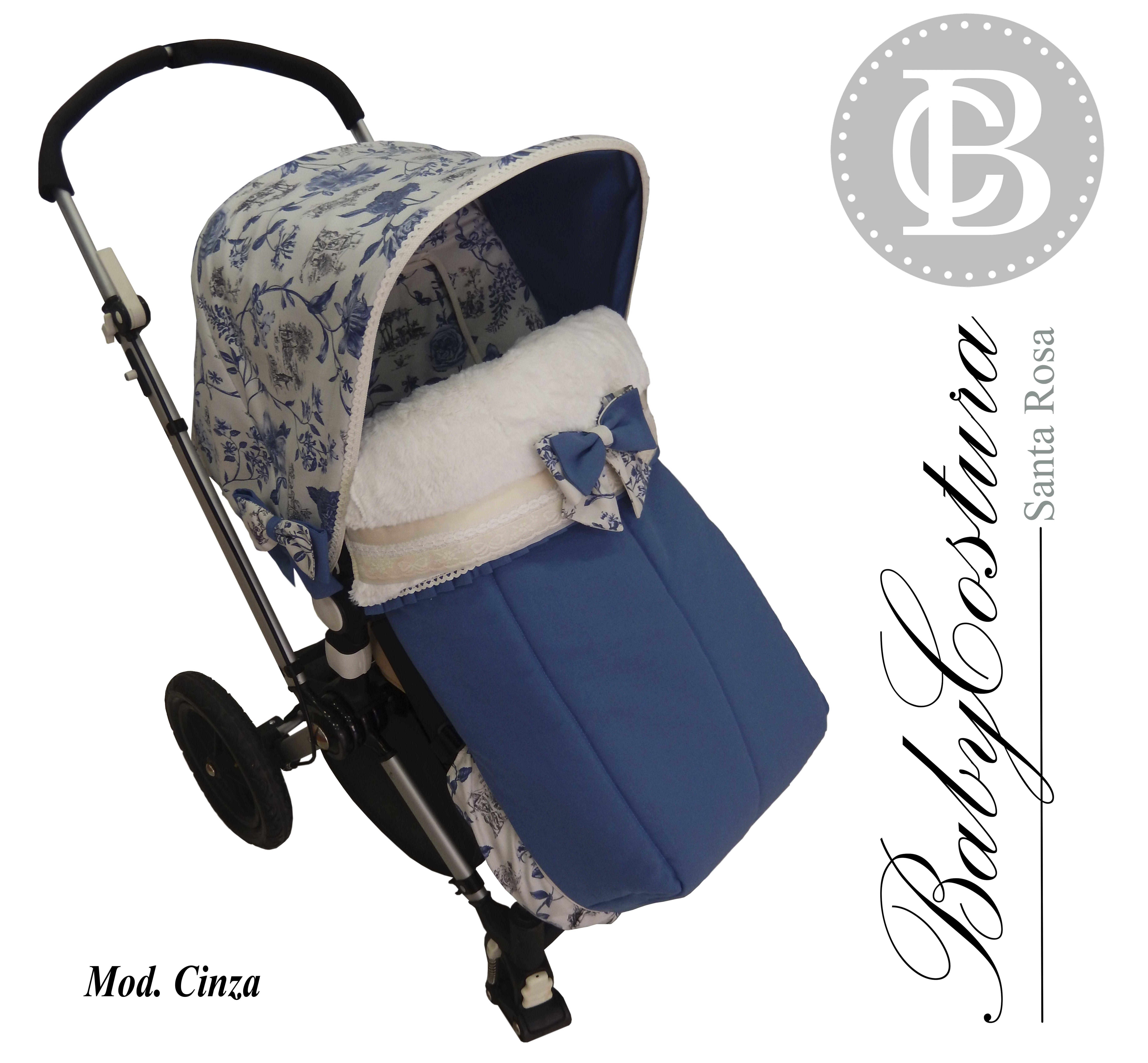 Saco silla y capota personalizada para Bugaboo