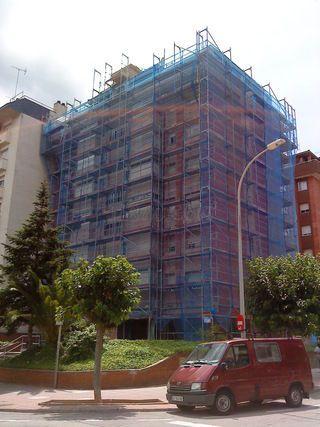 Empresa de restauración de fachadas en Cornellà