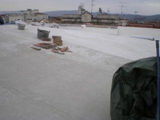Restauración de patios, tejados y cubiertas en Cornellà
