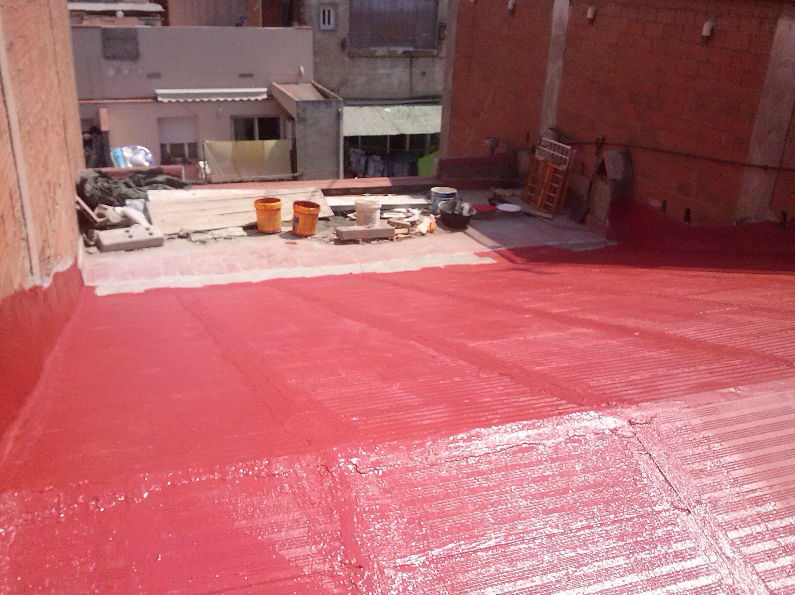Empresa de impermeabilización de cubiertas en Cornellà