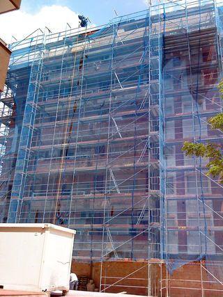 Rehabilitación de edificios en Cornellà
