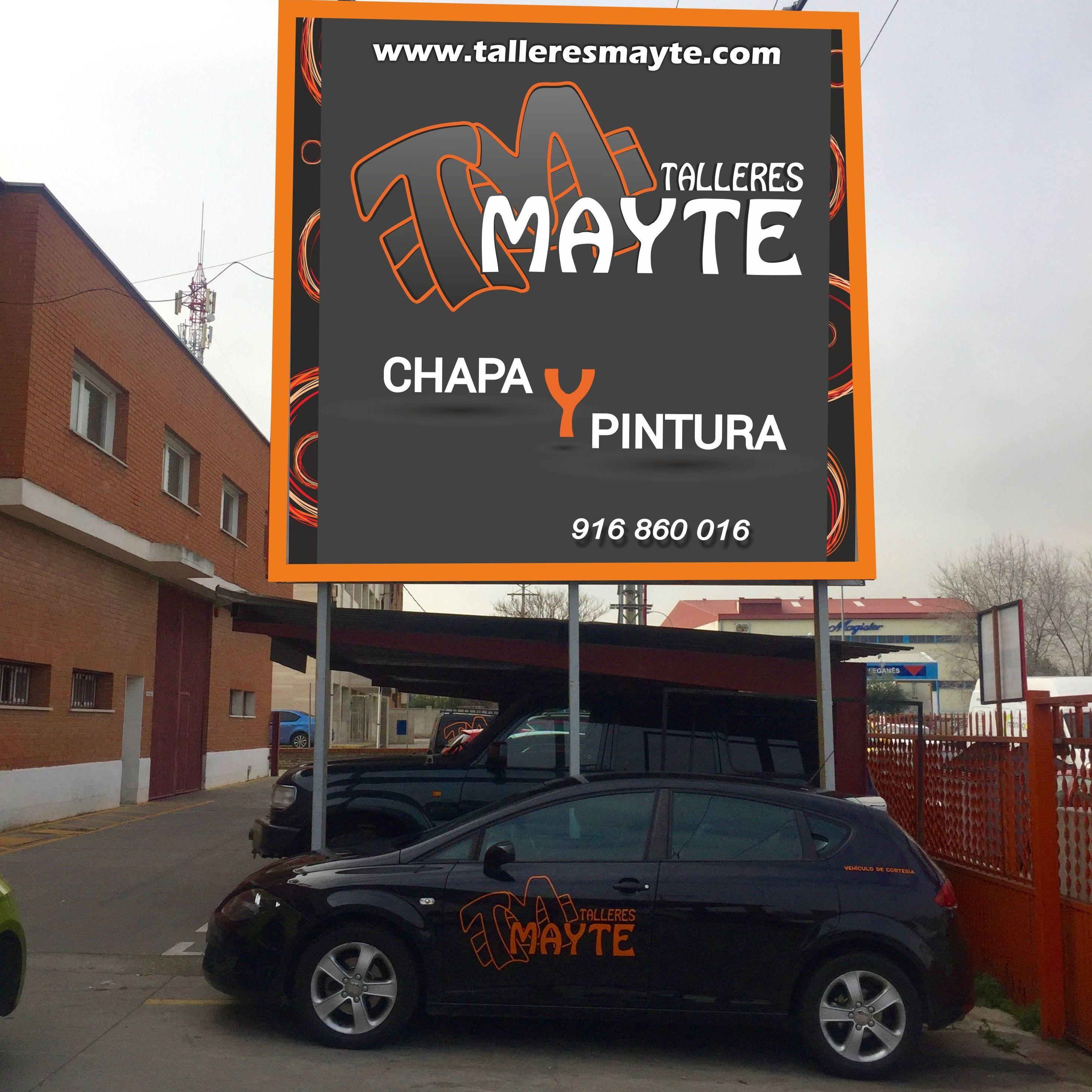 Foto 9 de Talleres de automóviles en MADRID | TALLERES MAYTE & CAB AUTOMOCIÓN