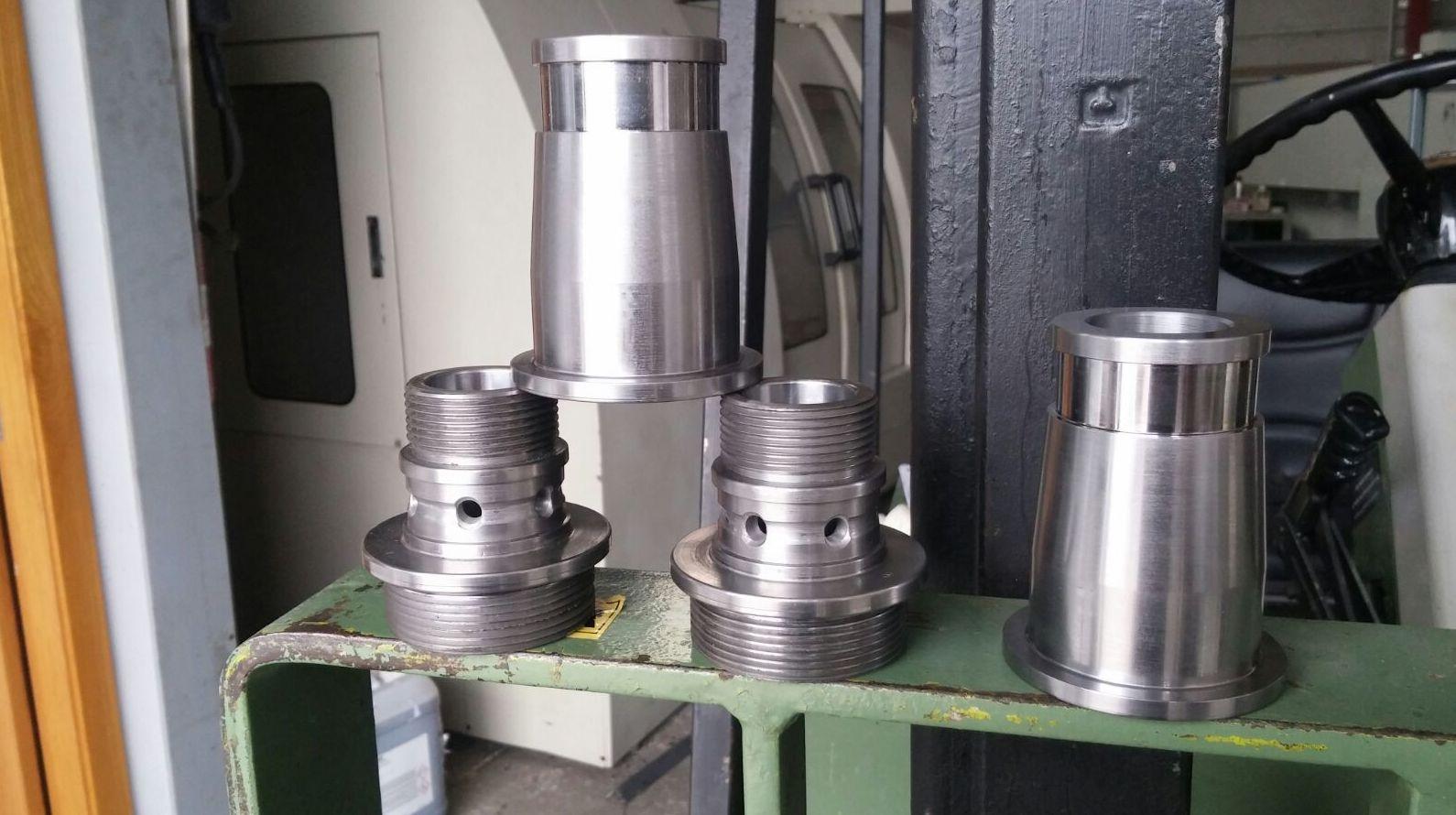 mezcladores de cemento - mecanizados en asturias