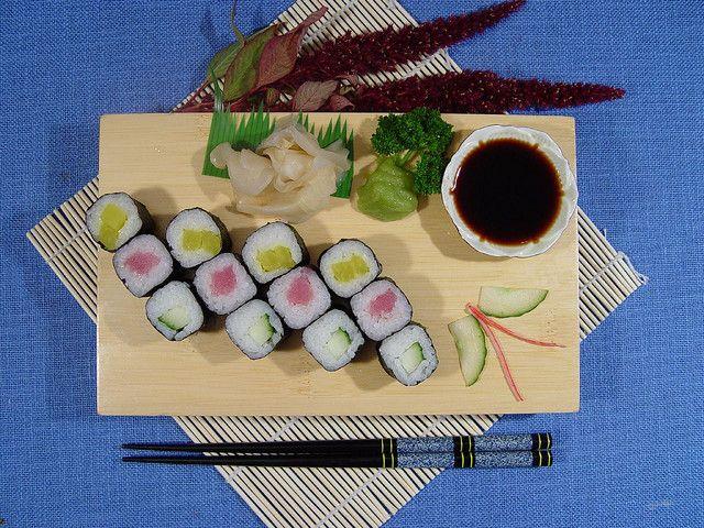 Maki: Carta y menús de May Sun
