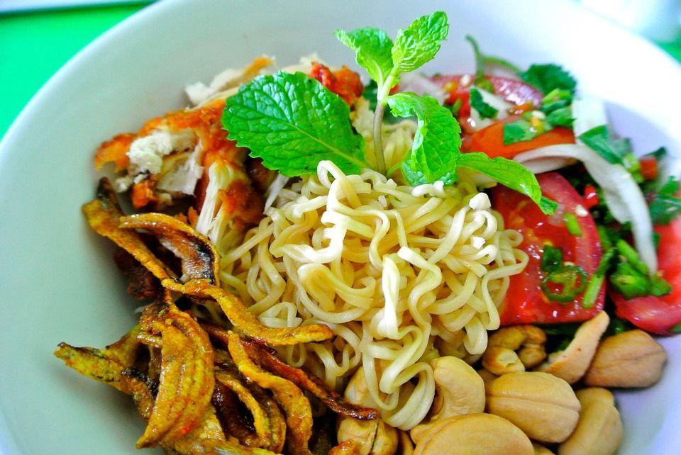 Comida tailandesa: Carta y menús de May Sun
