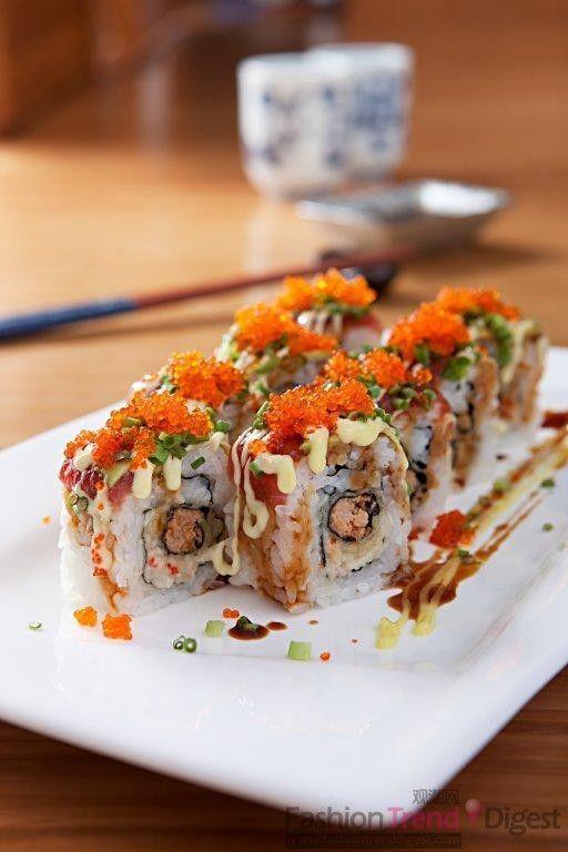 Comida japonesa: Carta y menús de May Sun