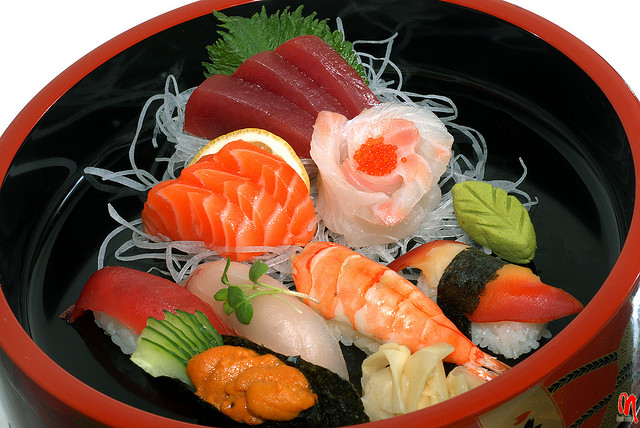 Sushi: Carta y menús de May Sun