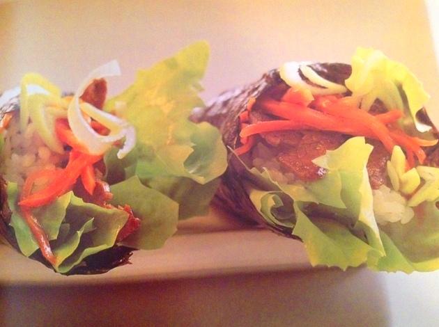 Tempura, sashimi, temaki: Carta y menús de May Sun