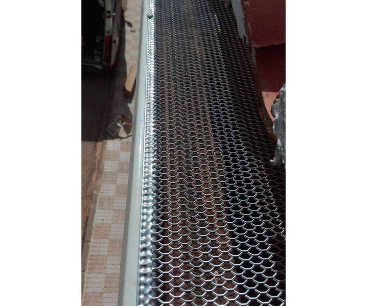 Protecciones antihojas para canalones en Ciudad Real