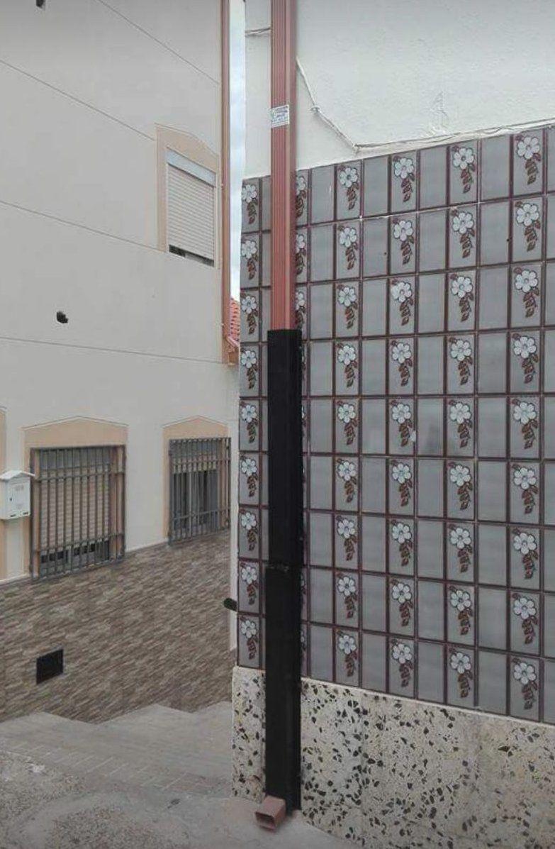 Protectores para bajantes: Servicios de Canalones Estacio