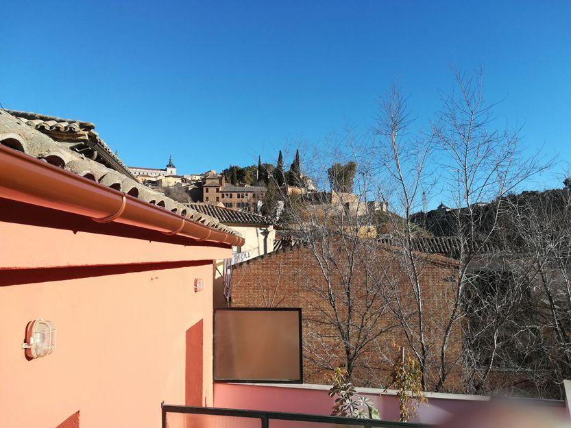 Canalones de cobre natural en Ciudad Real