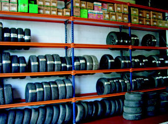 Neumáticos en Trápaga
