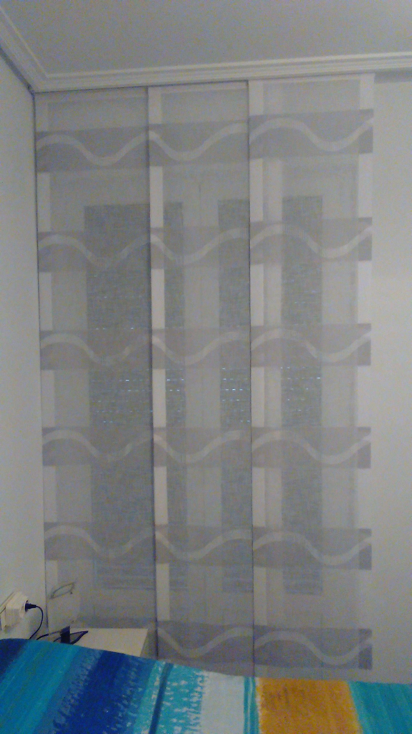 Paneles japoneses : Catálogo de Kibbutz