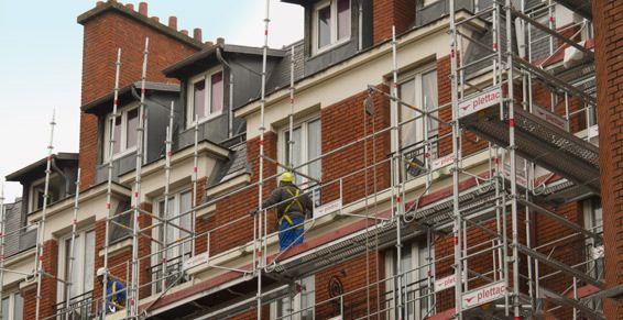 Rehabilitación fachadas: Servicios de JMReformas