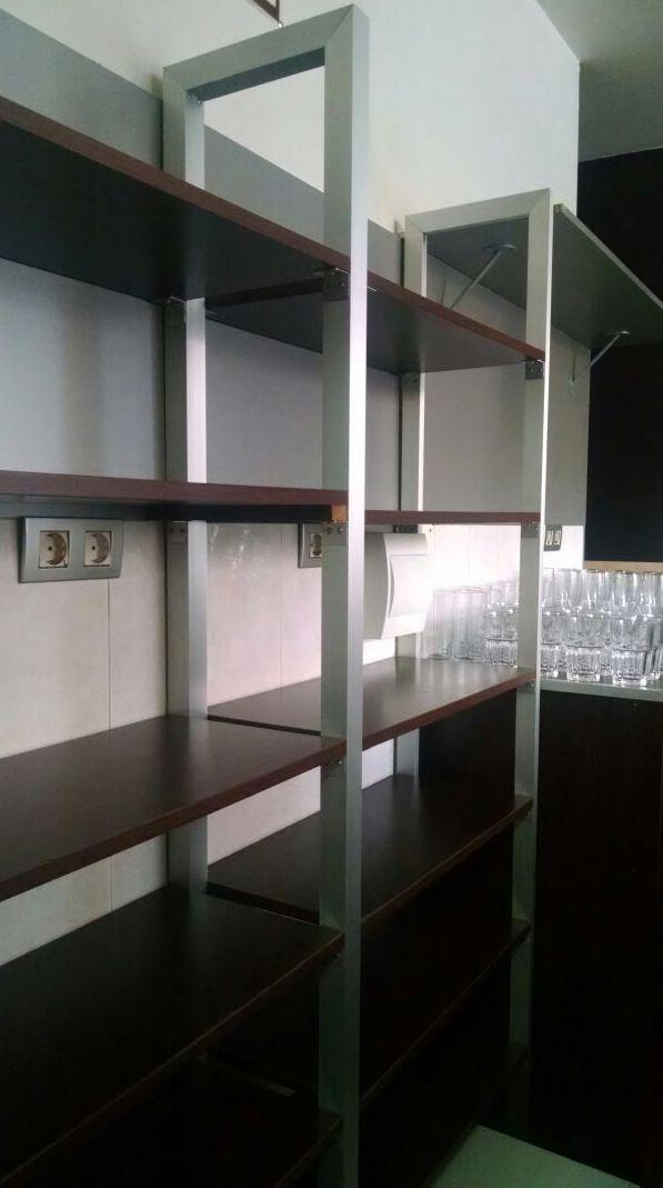 estanterías de aluminio para bares Zaragoza