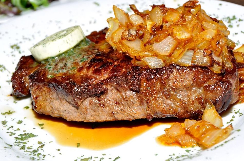 Carnes: Restaurante de Restaurante Lanziego