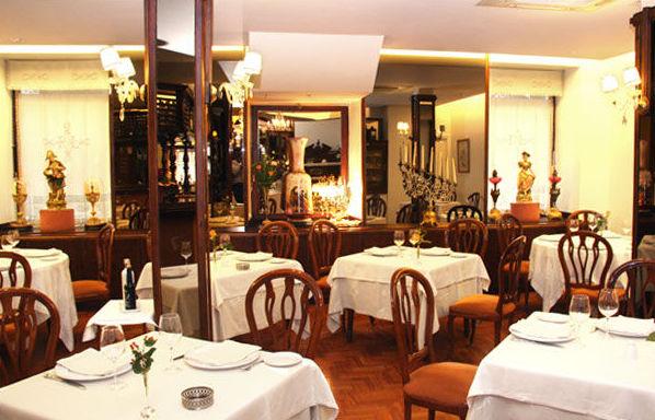 restaurante típico Donostia
