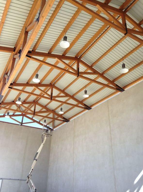 Instalación de iluminación en Zaragoza