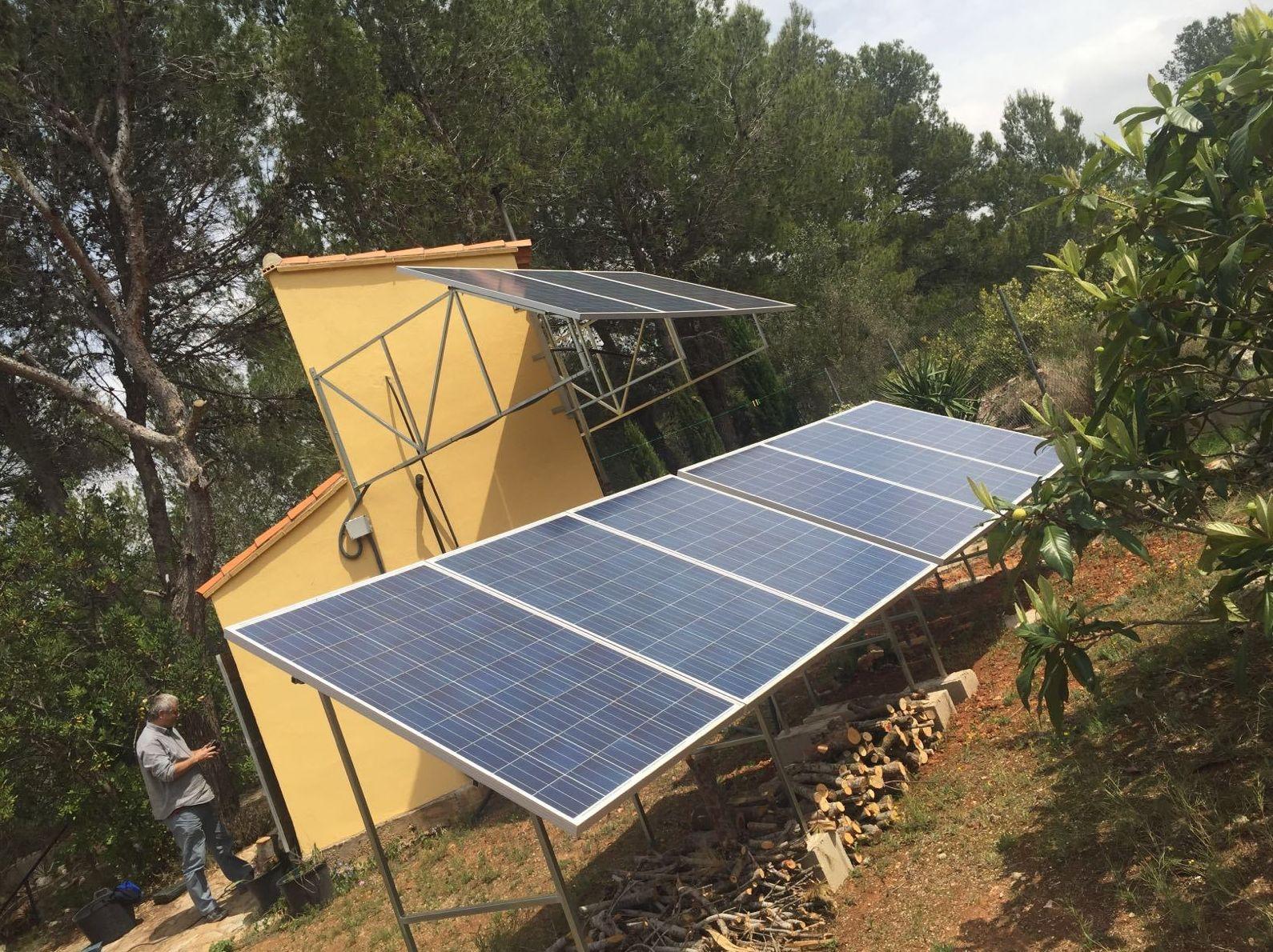 Instalación de energías renovables en Zaragoza