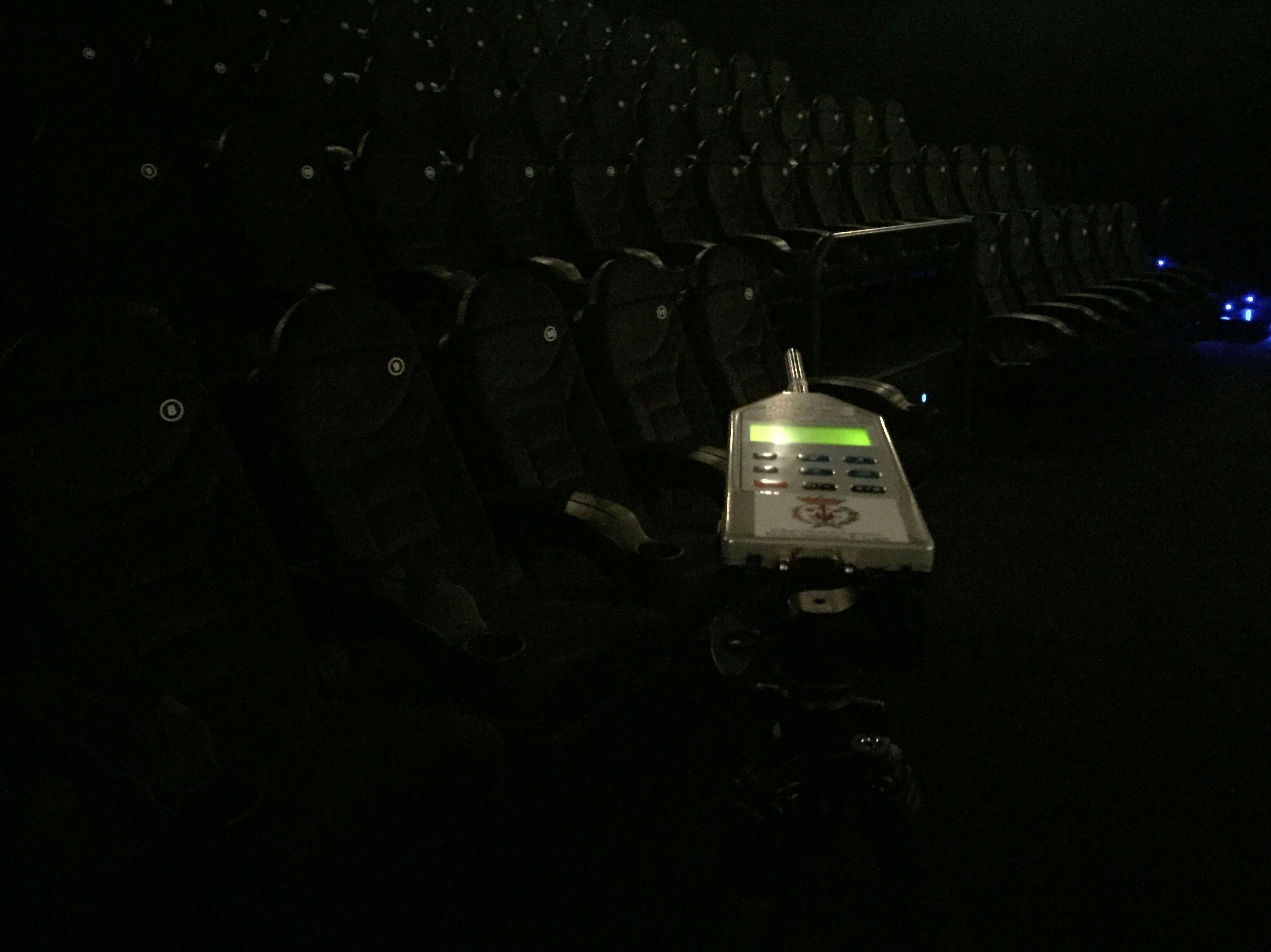 Mediciones acústicas en Zaragoza