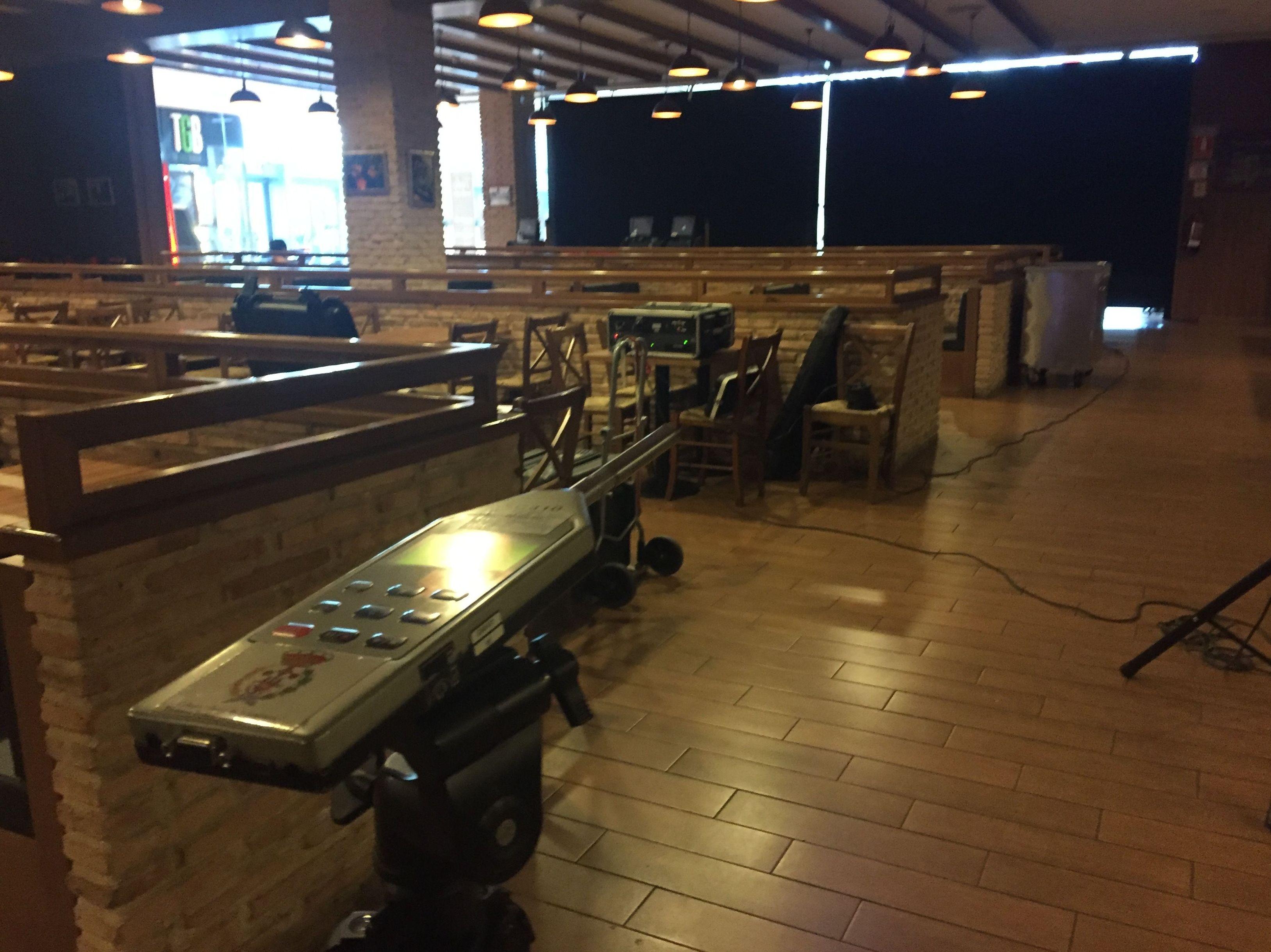Medición de ruido en Zaragoza