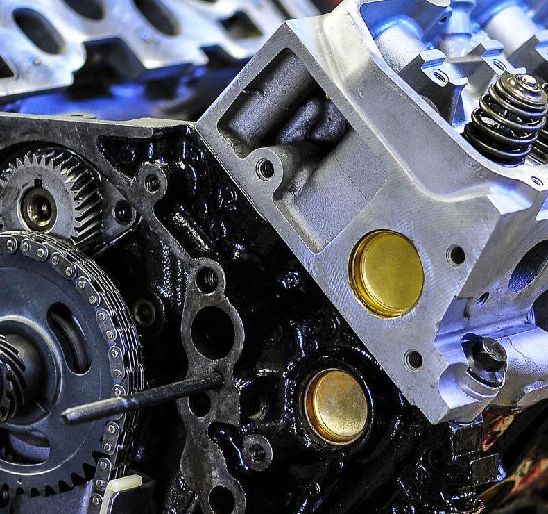 Frenos y suspensión del vehículo