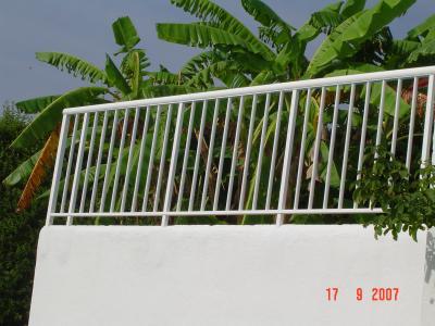 Barandillas: Catálogo de Aluminios Aludecor Marbella