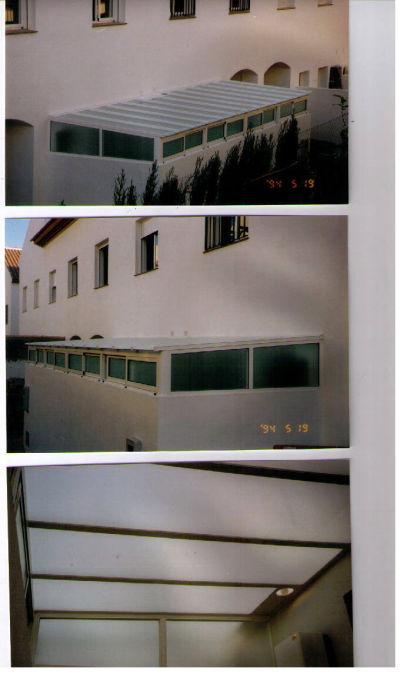 Techos a 1 caida: Catálogo de Aluminios Aludecor Marbella