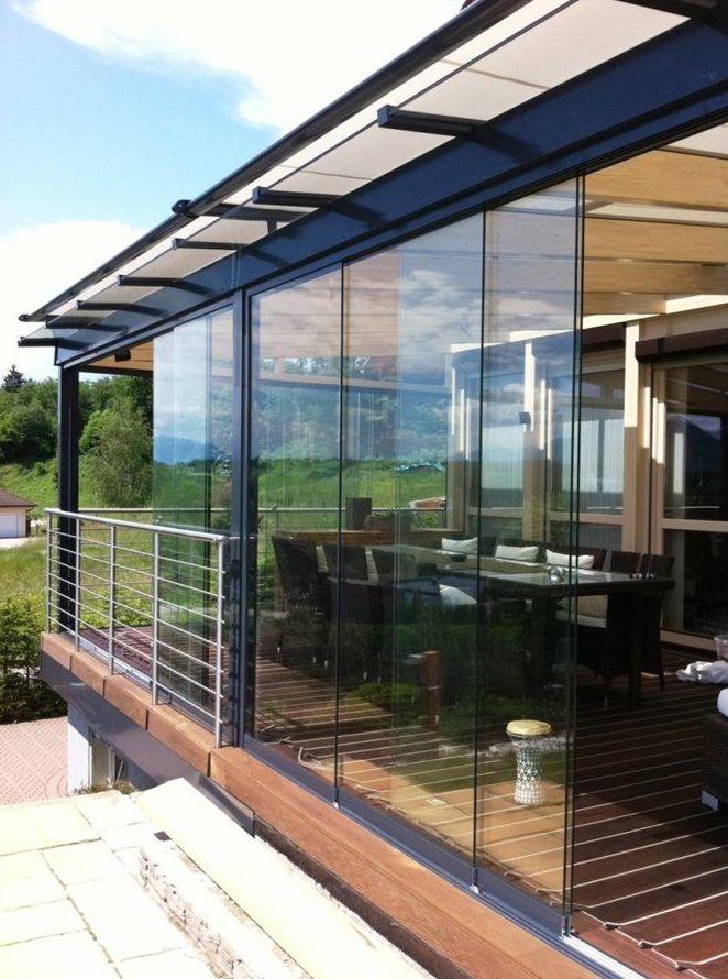 Cerramientos de aluminio en valladolid depaz - Cerramientos para terrazas ...