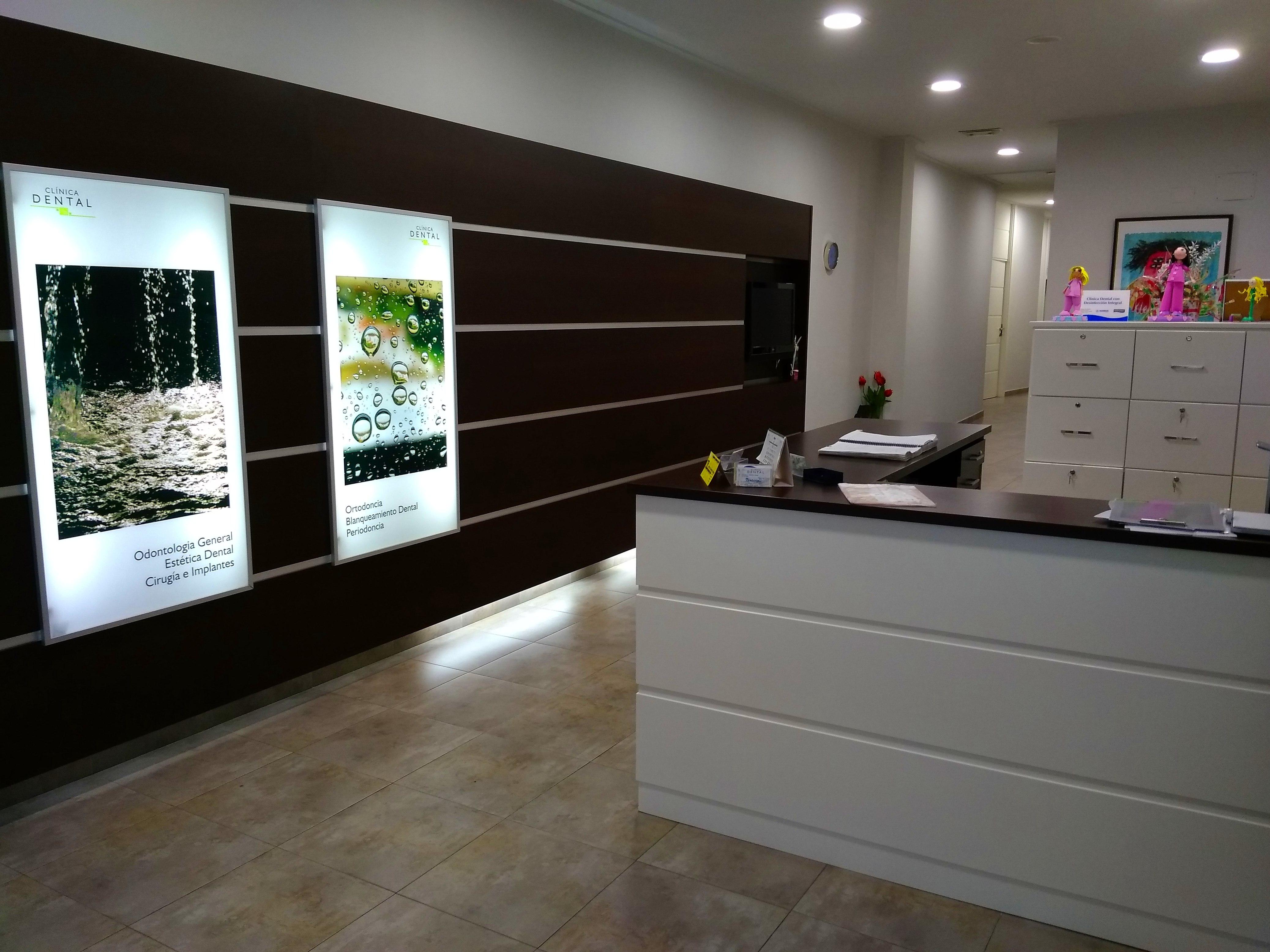 Clínica dental en Gandía