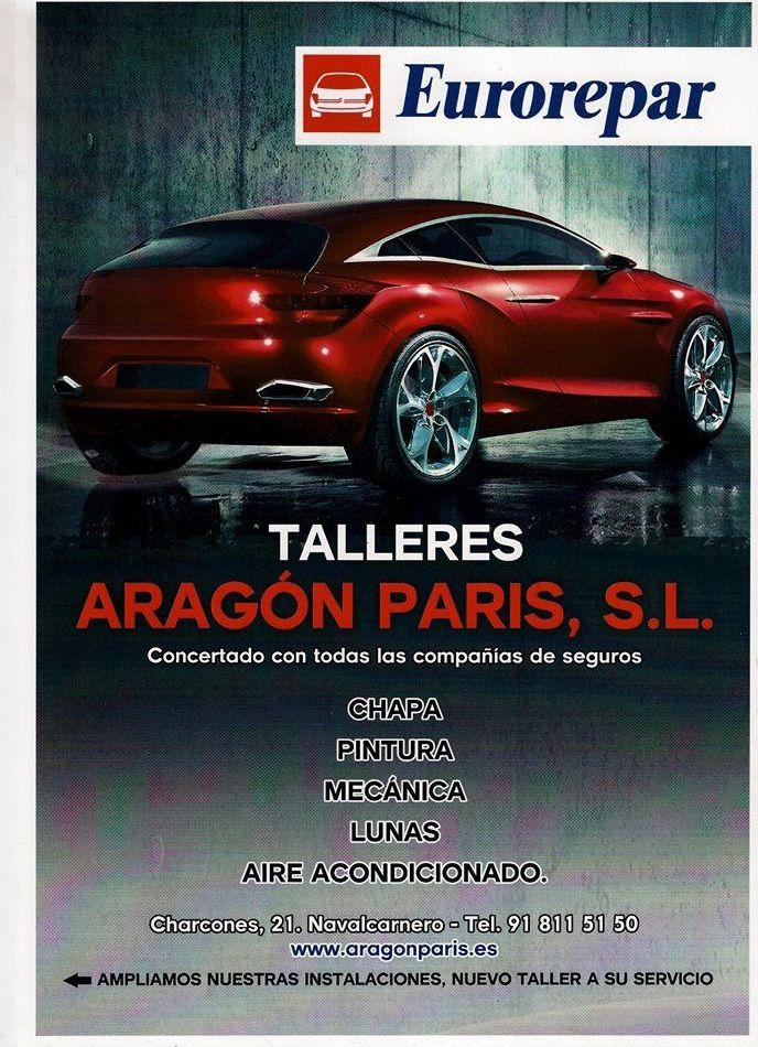 Foto 2 de Taller de vehículos en Navalcarnero | Talleres Aragón París