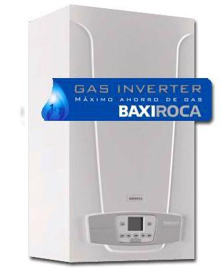 Baxi roca platinum compact 24 24f productos y servicios for Tarifa roca calefaccion