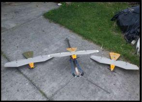 Control de plagas con drones en Pontevedra