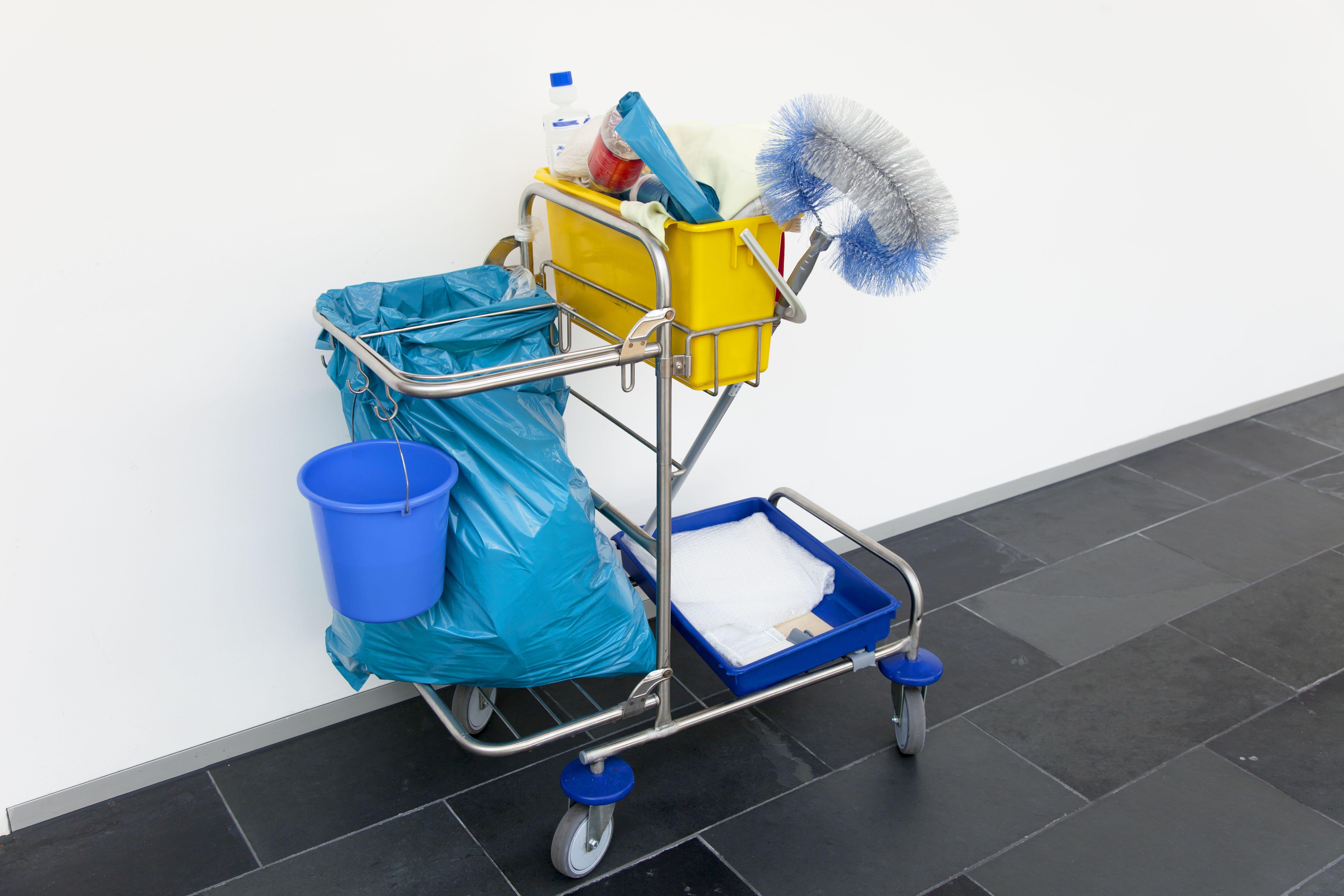 Equipos de limpieza y carros: Productos y servicios de Efi Higiene