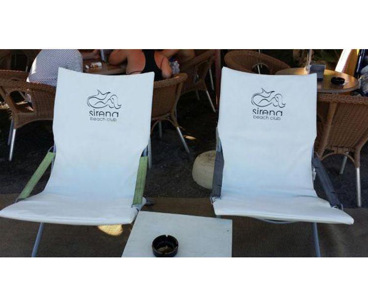 Tapizado de sillas para hostelería en Torrox