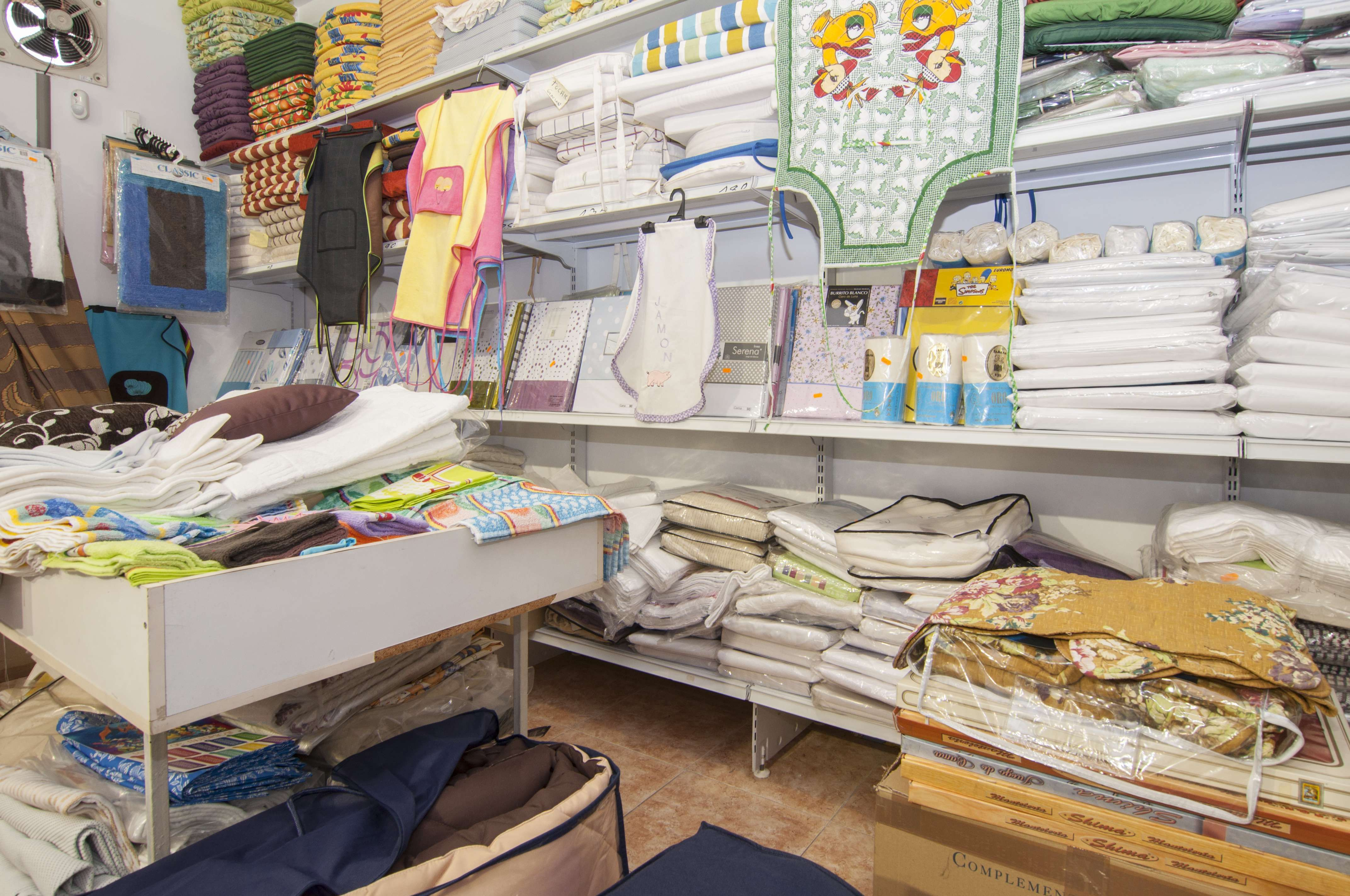 Tienda de telas y tejidos en Málaga