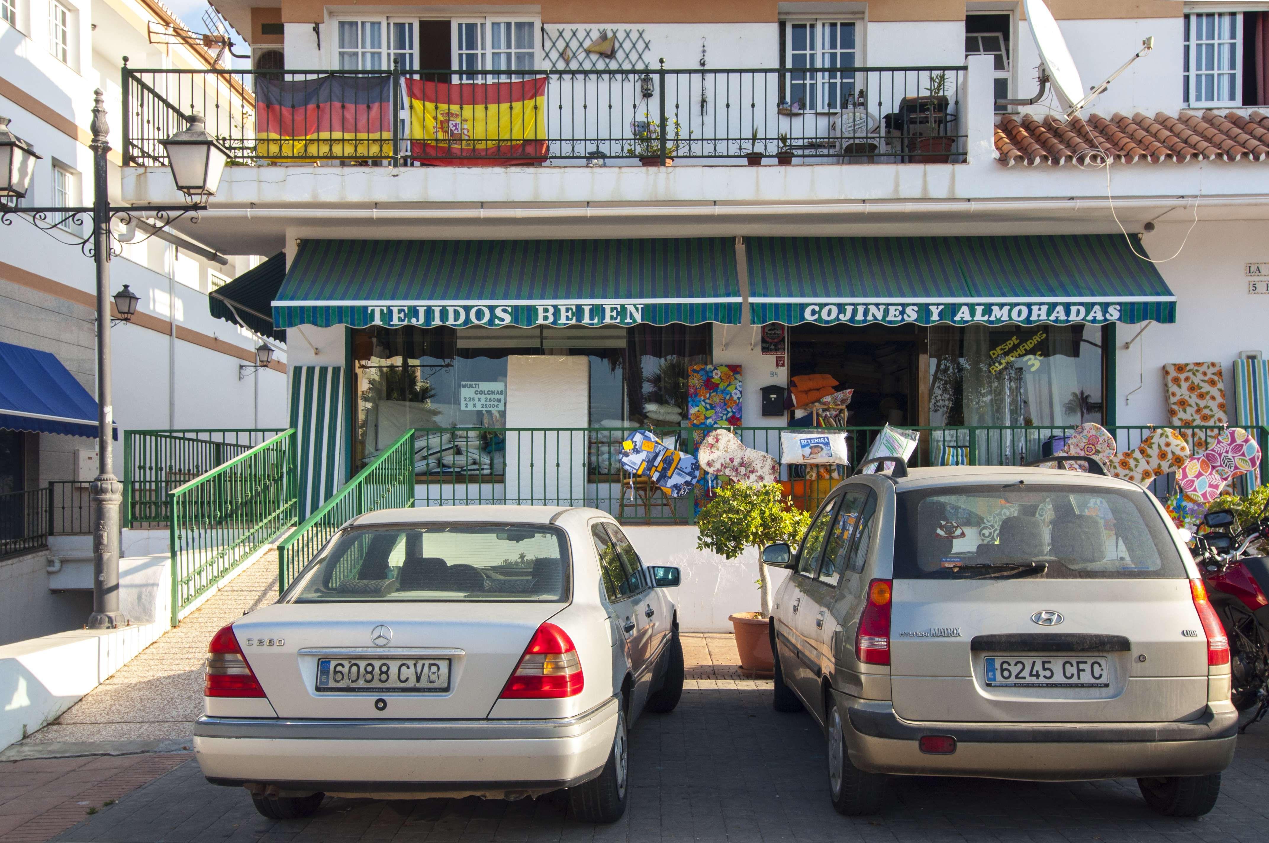 Tienda de tejidos en Málaga de calidad