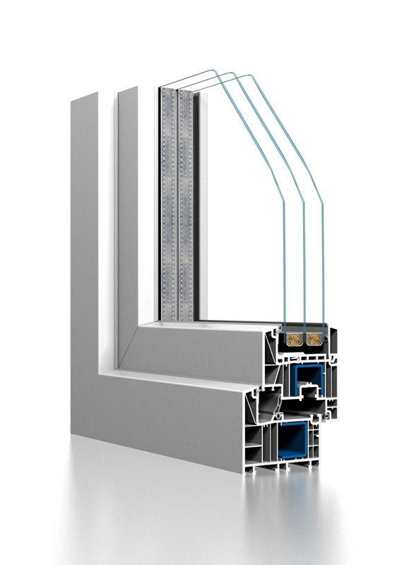 Venta de puertas y ventanas sin instalación: Servicios de Trabajos Ventanas PVC
