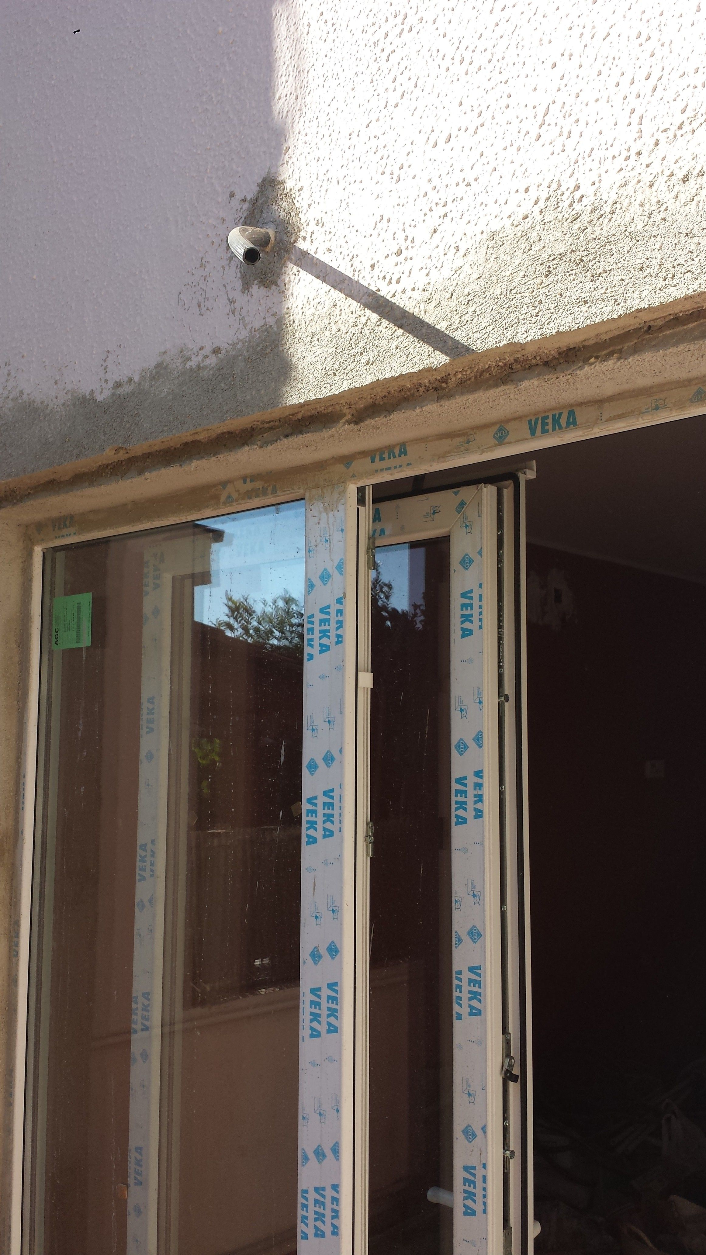 Carpintería de PVC: Servicios de Trabajos Ventanas PVC